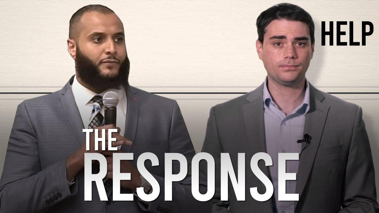 Challenge to Ben Shapiro on Muslim Myth