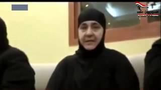 فضيحة فيديو الراهبات المختطفات _ والدليل على معاملتهم كأخوة