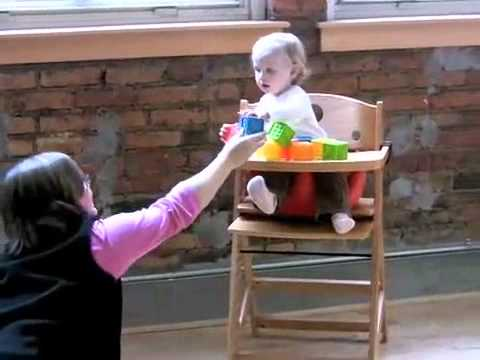 Height Right High Chair   Behind the Scenes   Tray Table   480 x 360