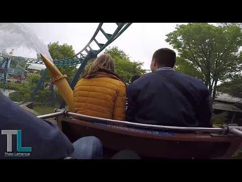 Gaz'Express [Coaster] (Jour) Parc de Bagatelle 2018 | On ride POV