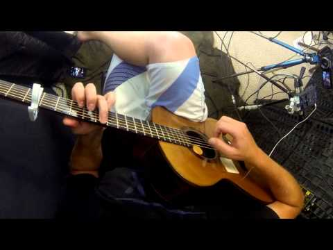 Kelly Valleau - Drag Me Down (One Direction) - Fingerstyle Guitar