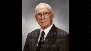 FCSHOF - Fannin County Sports Hall of Fame - Raymond Montgomery