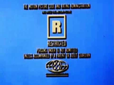 R MPAA Graphic 1969