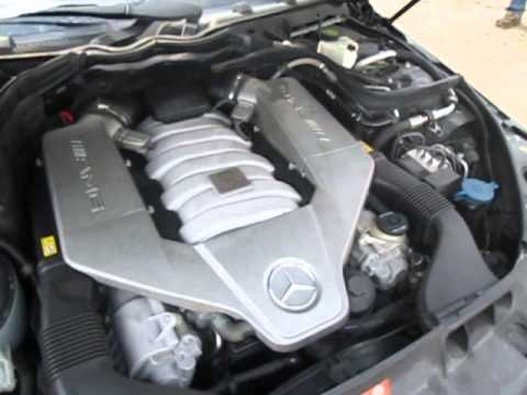 2009 mercedes c63 amg w204 m156 v8 engine test 150806 for Mercedes benz c63 engine