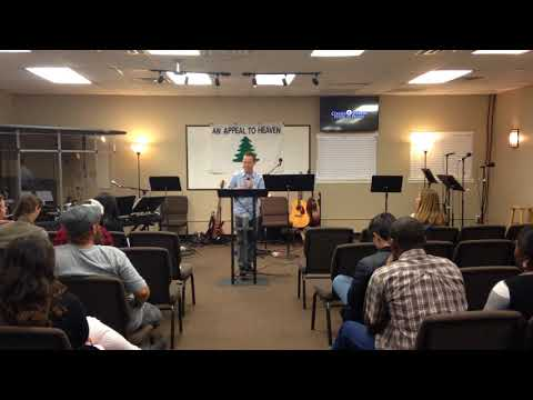 """1.14.17 Message: """"Where We've Been & Where We're Going"""" (Erich Wimberly)"""