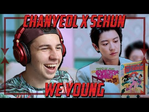 Critic Reacts to Chanyeol x Sehun - We Young MV