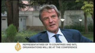 French foreign minister talks to Al Jazeera