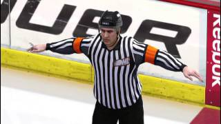 Refs Make TERRIBLE Calls (NHL 14 Clips)