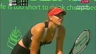 Maria Sharapova vs Maria Kirilenko 2006 Miami Highlights