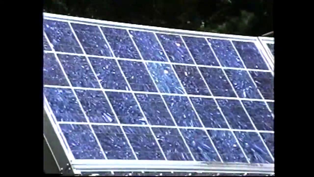 WGOH - Solar Energy  7-18-95