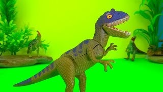 Fighting Dinosaurs Dinosaur Battle - Watch the Fun Ending Dinosaur Battle Fight SuperFunReviews