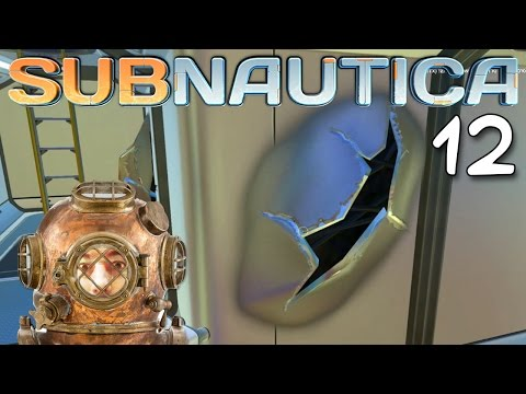 "Subnautica Gameplay Ep 12 - ""SEA BASE HULL BREACH!!!"" 1080p PC"