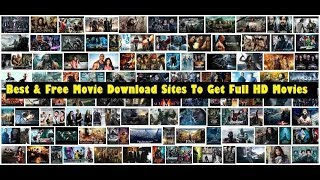 How to Download Movies online in Full HD free