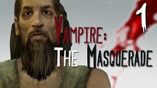 Let's Play Vampire: The Masquerade - Bloodlines [BLIND] - Part 1 - Discovery with Jack