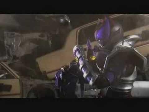 Kamen Rider Kiva Destinys Play MV