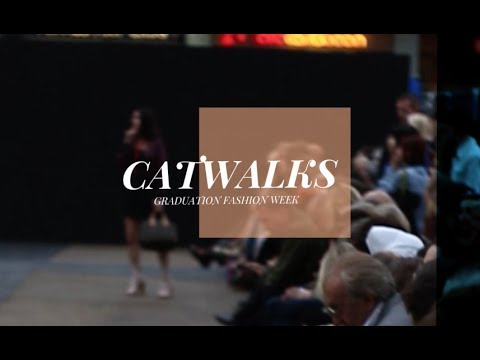 Graduate Fashion Week | The Catwalks, highlights
