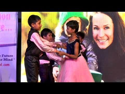 Kanipenchina ma amma ke Ammaga … dance by Grade 2 Students