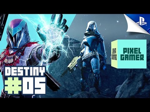 DESTINY - The Taken King | 05 La Oscuridad Exterior | Español | Guía - Gameplay | PS4