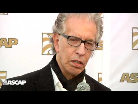 Jane Fonda and Richard Perry at the 2012 ASCAP Pop Music Awards