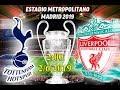 Chung Kết  Cúp C1 Tottenham Vs Liverpool: Đại Tiệc Bóng đá Tấn Công