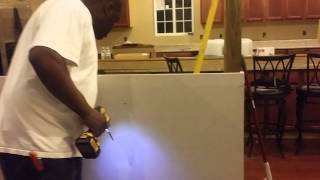 How To Build A Bar Countertop