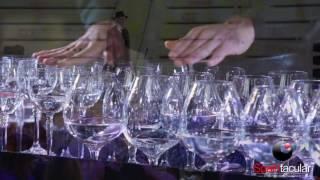 1  2016 SITE Crystal Award  Gaudi Night at The MNAC Oval Room HD
