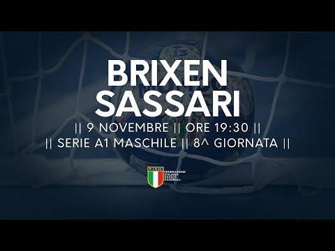 Serie A1M [8^]: Brixen - Sassari 35-28