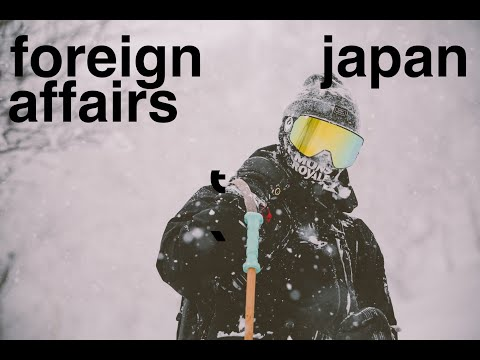 FOREIGN AFFAIRS | JAPAN