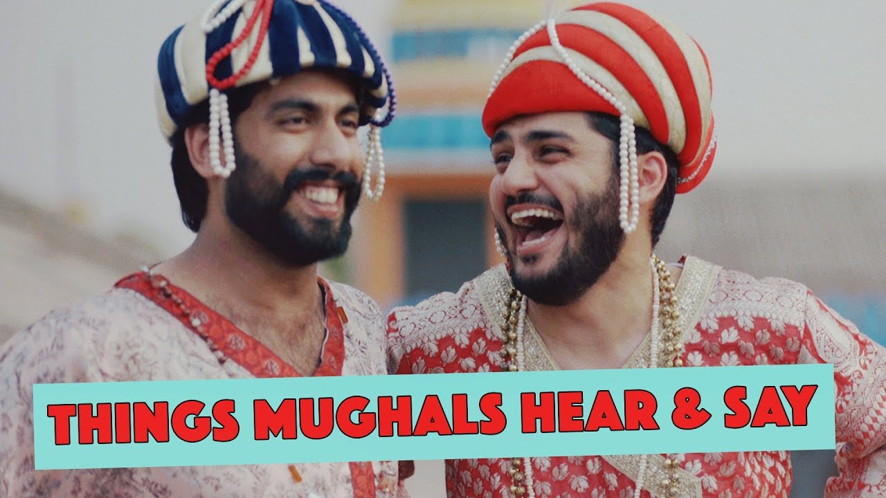 Things Mughals Hear and Say (Bloopers) | Part 2 | MangoBaaz