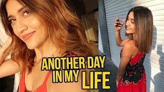 #2 ANOTHER DAY IN MY LIFE - Hair Makeover! thumbnail