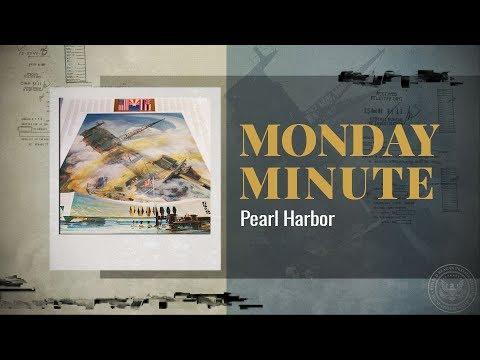 Monday Minute Ep. 49 (Season 2) — Pearl Harbor