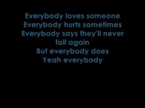 Martina McBride - Everybody Does lyrics