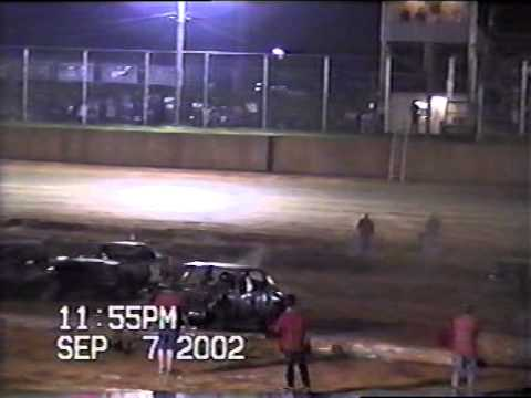 2002 Clinton County Speedway Feature