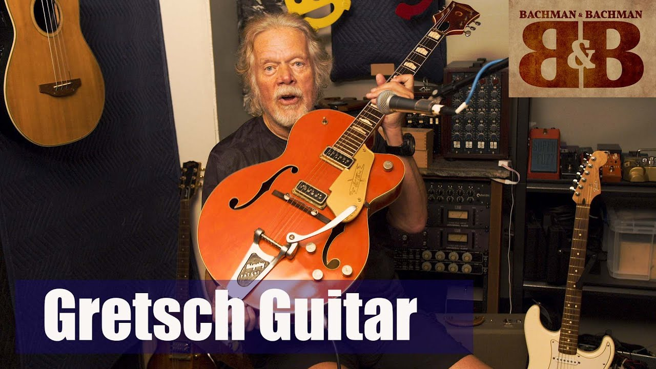 How Randy Bachman Found His Stolen Favorite Guitar After 45 Years, with the Help of Facial-Recognition Software