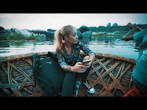 JOURNEY TO HAMPI - India Travel Vlog