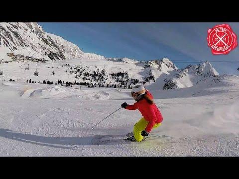 2016 Ski Tests - Best Women's Piste Skis