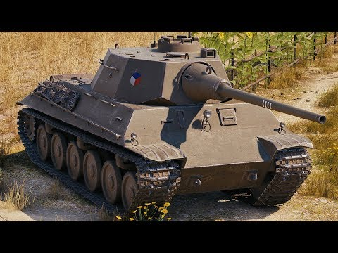 World of Tanks Škoda T 40 - 7 Kills 4,1K Damage thumbnail