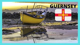 A walking tour of St Peter Port (Guernsey, Channel Islands)