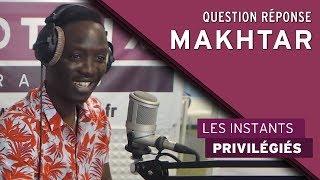 Le Question Réponse avec Makhtar (Single Blah Blah)