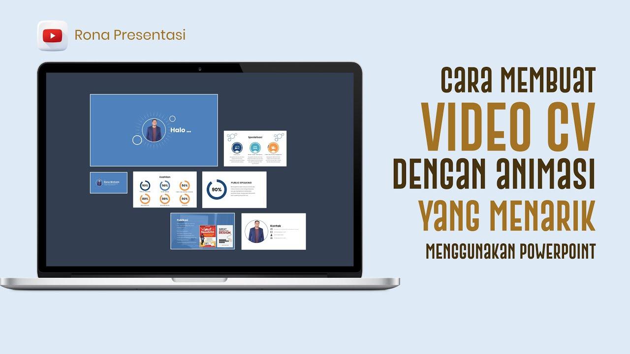 Aplikasi Presentasi Yang Menyediakan Template Video Dan Animasi