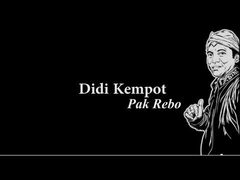 Didi Kempot Pak Rebo Lyric