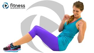 Fun At Home Cardio - 10 Minute Cardio and Abs Workout