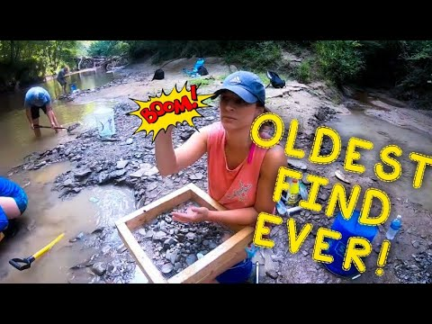 OLDEST FINDS EVER!!! OLDER THAN MEGALODON! SHARK TEETH AND FOSSILS EVERYWHERE!!