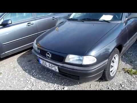 Авто базар Прибалтики. Декабрь 2016 - YouTube