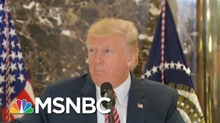 President Donald Trump's History Of Racist Remarks | AM Joy | MSNBC