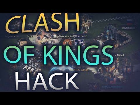 HACK TOOL UNLIMITED GOLD (CLASH OF KINGS)