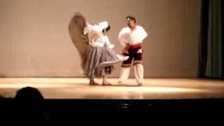 bailes del estado de chiapas(alcaravan)