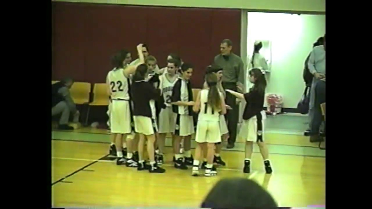 NCCS - Beekmantown Girls final five seconds  2-6-97