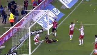 River Plate vs Huracán (1-1) Primera División 2015 Fecha 22