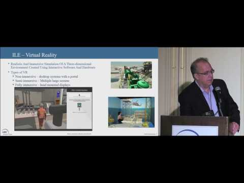 Immersive Training - David Lafferty of Scientific Technical Services @ ARC Orlando Forum 2017